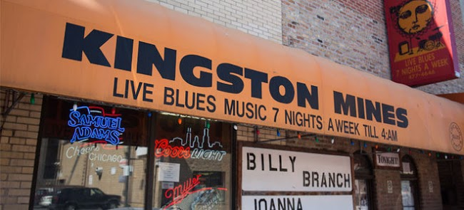 Jazz-Blues Event in Chicago