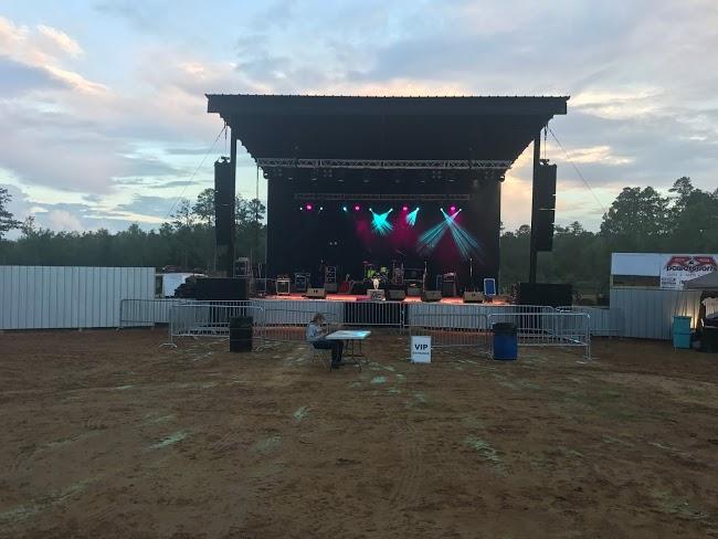 Music Event in Perkinston
