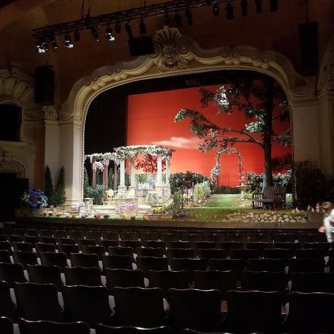 Theatre-Performing Arts Event in Pasadena