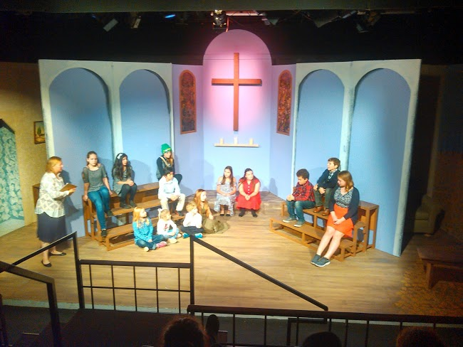 Theatre-Performing Arts Event in Willits