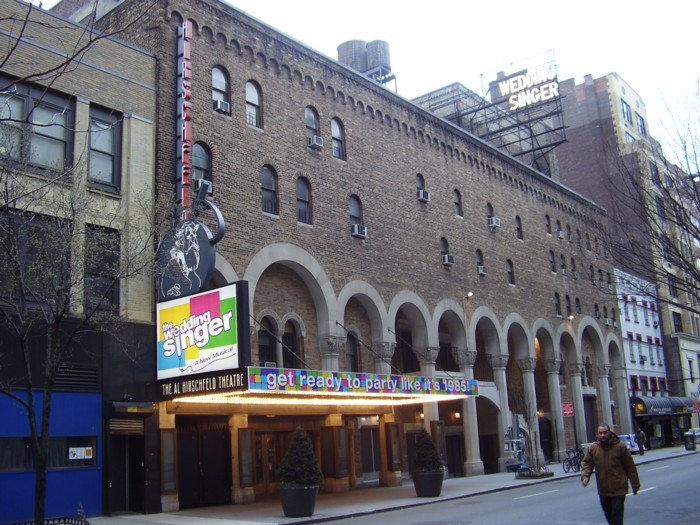 Theatre-Performing Arts Event in New York