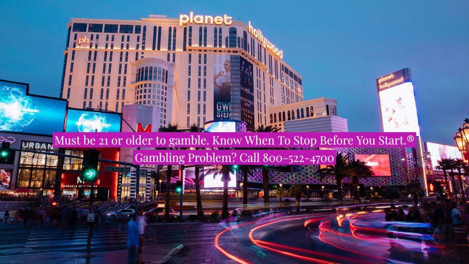 Theatre-Performing Arts Event in Las Vegas